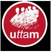 Logo uttam